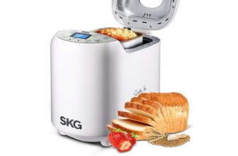 Make Your Own Bread with this Automatic Bread Maker Machine