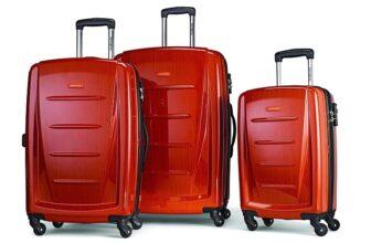 Samsonite Winfield 2 3PC Hardside Luggage Set