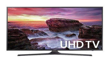Samsung Electronics Smart 4K Ultra HD LED TV