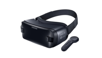 Samsung Galaxy Gear VR Headset with Motion Controller