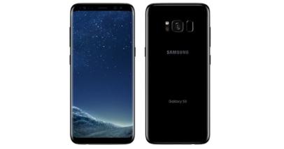 Samsung Galaxy S8 Unlocked Smartphone