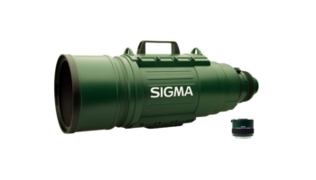 Sigma Ultra-Telephoto Zoom Lens for Nikon DSLR Cameras