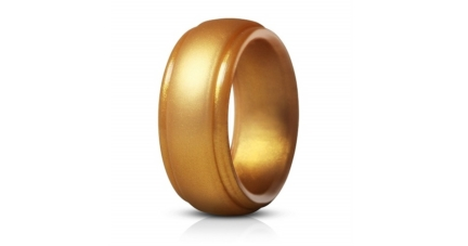 Men's Silicone Wedding Bands for Active Lifestyles