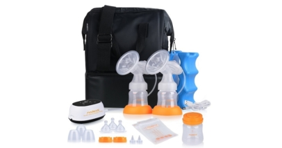 Madenal Double / Single Electric Breast Pump Travel Set
