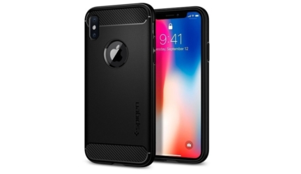 Spigen Rugged Armor Apple iPhone X Case