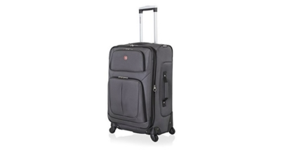 Best Seller Check-in Suitcase – SwissGear Spinner Luggage