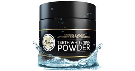 Teeth Whitening Activated Coconut Charcoal Powder