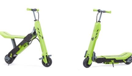 Vega Transforming 2-in-1 Electric Scooter and Mini Bike