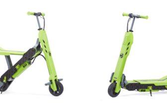 Vega Transforming 2-in-1 Electric Scooter and Mini Bike
