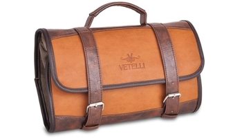 Best Selling Travel Dopp Kit – Vetelli Toiletry Bag for Men