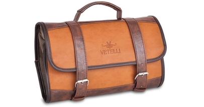 Best Selling Travel Dopp Kit – Vetelli Toiletry Bag for Men