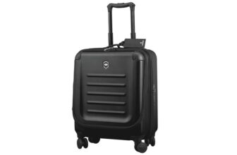 Victorinox Luggage Spectra Dual-Access Extra Capacity Carry-On