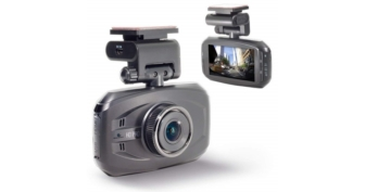 Premium Dash Cam with GPS, Super HD and Night Vision