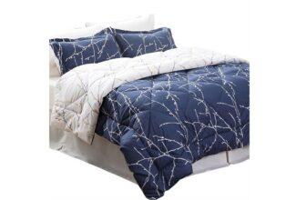 Bedsure 6 Piece Comforter Set Bed In A Bag