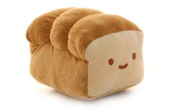 Super Cute and Funny Bread Shape Pillow