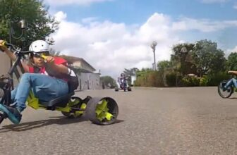 8 Best Selling Drift Trikes