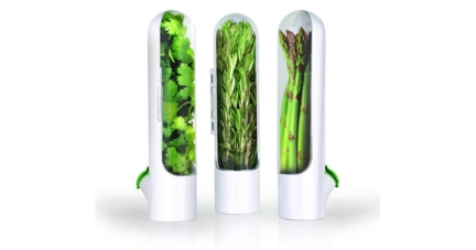 Keep Herbs Fresh With Prepara Herb Savor Pod