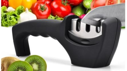 Professional Kitchen Knife Sharpening System