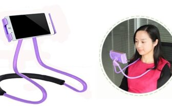 Lazy Cell Phone Holder To Wear Around Your Neck