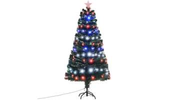 5 Foot Tall LED Light Up Artificial Christmas Tree