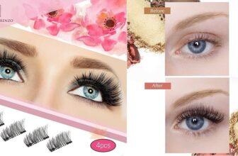 Reusable Full-Size Glue-free Dual Magnetic Eyelashes