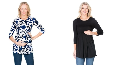 20 Best Selling Stylish and Comfortable Maternity Blouse