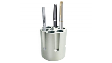 Gun Cylinder Pen Holder & Paper Weight