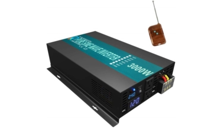 3000w Pure Sine Wave Solar Power Inverter for Home and Car