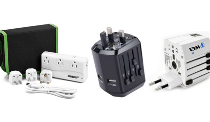 20 Best Travel Power Adapters For Overseas Trips